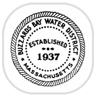 Buzzards Bay Water District, MA logo