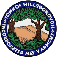 Town of Hillsborough, NC logo